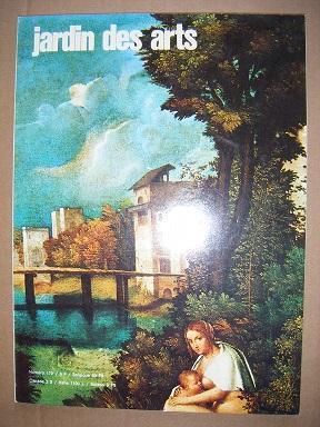 Jardin des Arts. Revue mensuelle. N° 179.: MAZARS (Pierre) /