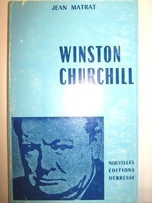 Winston Churchill.: MATRAT (Jean).