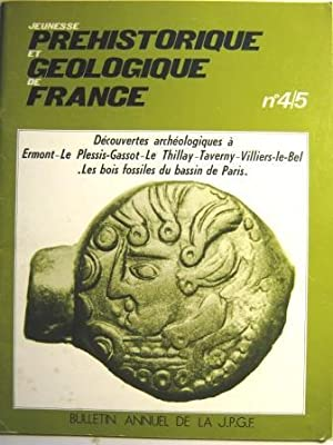 Jeunesse Préhistorique et Géologique de France. Bulletin: Bois fossiles /