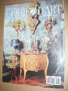 L'Estampille / L'Objet d'Art. Revue mensuelle. N°263.: La Fontaine (Jean