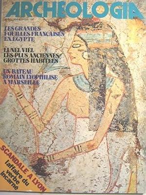 ARCHEOLOGIA. Mensuel. N° 150.: PARROT (André) /