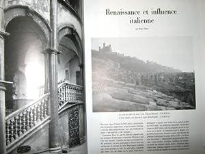 Monuments Historiques. Revue n°157 : Lyonnais-Forez-Beaujolais. Préface de René Gachet.: [Lyon / ...