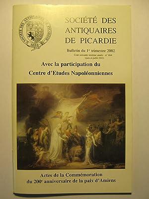 Bulletin de la Société des Antiquaires de: BONAPARTE (Napoléon) /