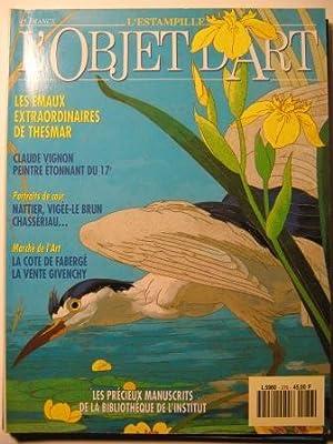 L'Estampille / L'Objet d'Art. Revue mensuelle. N°276.: Givenchy (Hubert de)