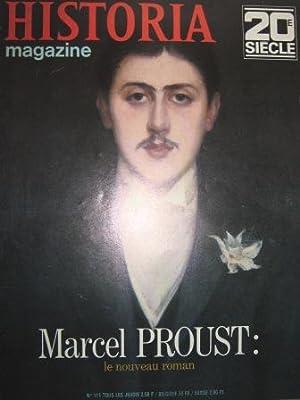 Historia Magazine 20ème siècle. N° 111. Magazine hebdomadaire paraissant tous les jeudis.: [Proust ...