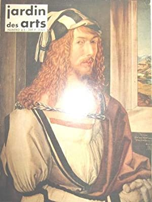 Jardin des Arts. Revue mensuelle. N° 63.: Dürer (Albert) /