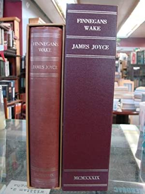 FINNEGANS WAKE: James Joyce