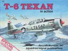 T-6 TEXAN IN ACTION - AIRCRAFT NO.: Larry Davis
