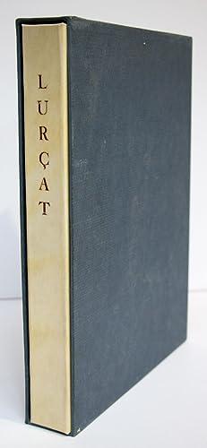 Géographie animale. 18 lithographies originales avec textes: LURÇAT Jean