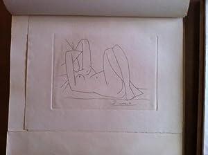 Amitiés de Montmartre. Poèmes inédits. illustrations originales: VERTEX Jean