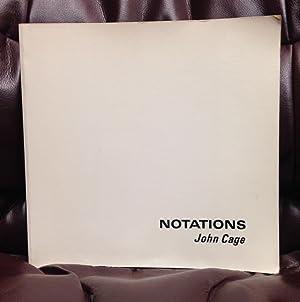 Notations: Cage,John