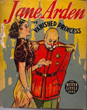 Jane Arden and the Vanished Princess: Barrett, Monte; Ross,