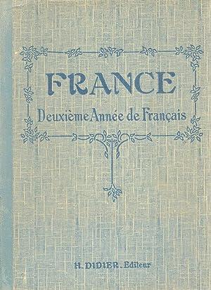 FRANCE – Deuxiéme Année de Francais: CAMERLYNCK, Mme - G. H. CAMERLYNCK-