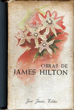 OBRAS DE JAMES HILTON - completas-: Hilton, James
