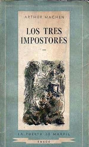 LOS TRES IMPOSTORES: MACHEN ARTHUR