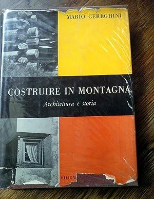 Costruire in Montagna: Cereghini Mario