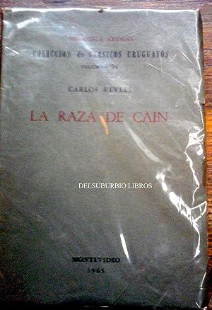 La Raza de Cain: REYLES, Carlos