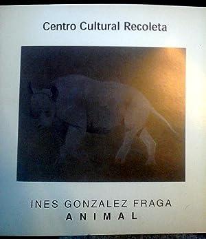 Animal (catàlogo arte): González Fraga Ines