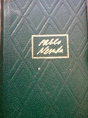 Libro de las Odas: NERUDA, Pablo