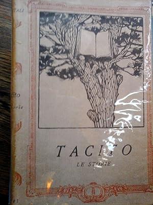 Le storie.: Tacito