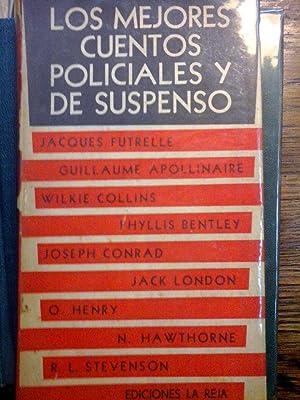 LOS MEJORES CUENTOS POLICIALES Y DE SUSPENSO. SELECCIÓN Y TRADUCCION SANTOS MERINO: FUTRELLE...