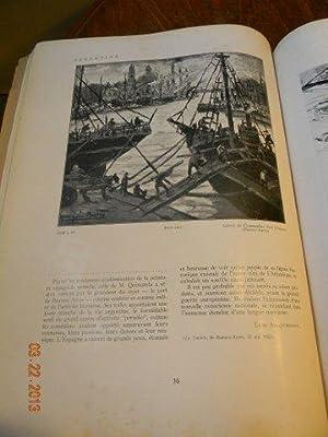 Oeuvres du Peintre Argentin BENITO QUINQUELA MARTIN, Appartenant a des Musées et Galeries. ...