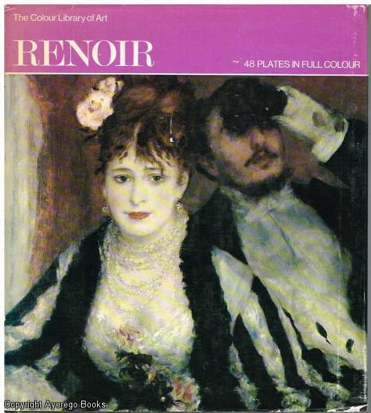 The Colour Library Art: Renoir - 48 Plates in Full Colour Hayes, Colin Very Good Hardcover