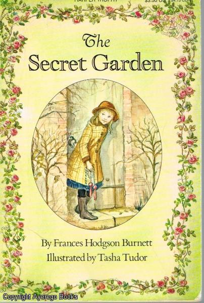 The Secret Garden By Burnett Frances Hodgson Harper
