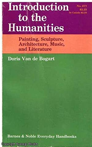 Introduction To The Humanities: Van De Bogart,