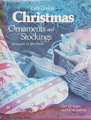 Christmas Ornaments and Stockings: Linsley, Leslie