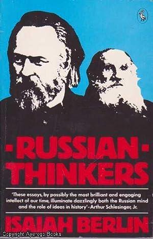 Russian Thinkers: Berlin, Isaiah