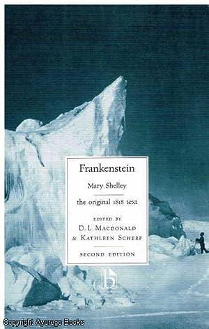 Frankenstein: Shelley, Mary (edited