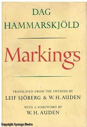 Markings: Hammarskjold, Dag (trans.