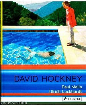 David Hockney: Melia, Luckhardt, Paul,