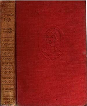 Immortal Wife The Biographical Novel of Jessie: Stone, Irving