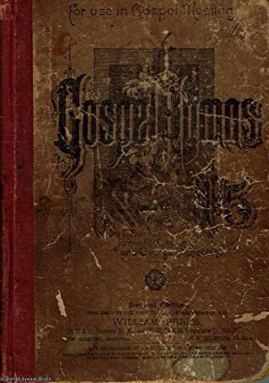 Gospel Hymns No. 5 with standard selections: Sankey, McGranahan, Stebbins,