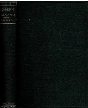 Joseph Balsamo: Dumas, Alexandre
