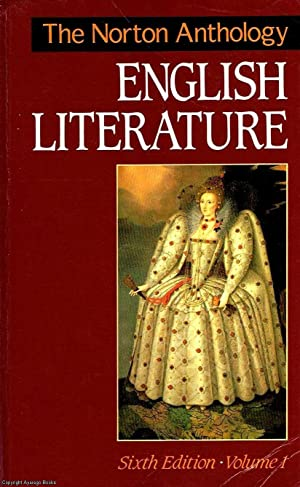 the norton anthology of english literature 10th edition volume a