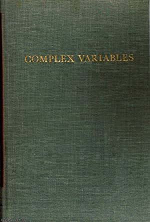 Introduction to Complex Variables and Applications: Churchill, Ruel V.