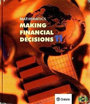 Mathematics: Making Financial Decisions 11