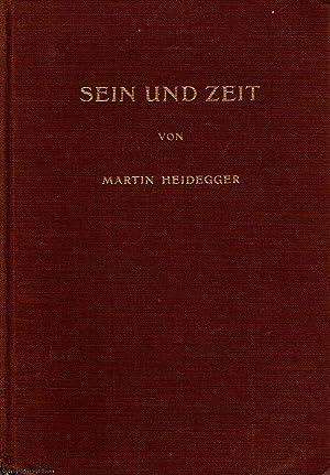 Sein und Zeit: Heidegger, Martin