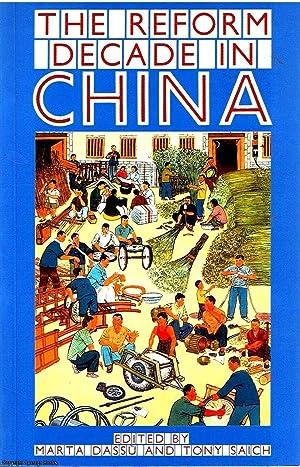 The Reform Decade in China From hope: Dassu, Saich (