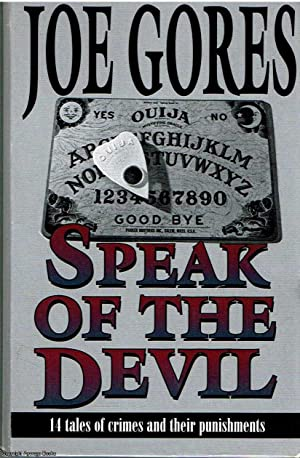 Speak Of The Devil 14 tales of crimes and their punishments