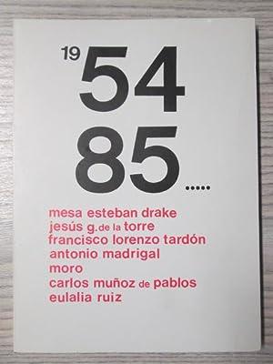 1954 – 85: MESA ESTEBAN DRAKE.