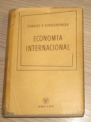ECONOMIA INTERNACIONAL: CHARLES P. KINDLEBERGER