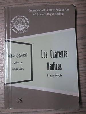 LOS CUARENTA HADICES: NAWAWIYAH
