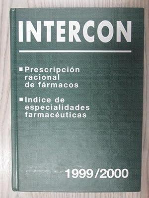 INTERCON 1999/2000. Prescripción racional de fármacos. Índice: INTERCON