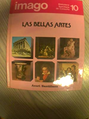 BIBLIOTECA SANTILLANA DE CONSULTA:LAS BELLAS ARTES: ISABEL FUENTES GONZALEZ