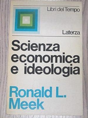 SCIENZA ECONÓMICA E IDEOLOGÍA: RONALD L. MEEK