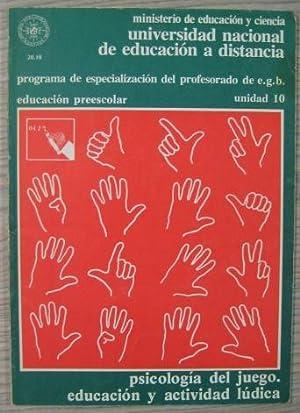 REVISTA DE LA UNIVERSIDAD NACIONAL DE ECUCACIÓN: VV. AA